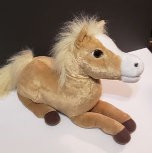 Animagic horse robotic
